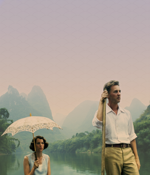 a review of the painted veil a movie by john curran The painted veil is a love story in reverse thefilm is based on the novel by w somerset maugham andit's about a young english couple, played by edward norton and naomi watts, whomove to.