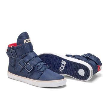 Radii Footwear: Straight Jacket VLC Shoe Navy, at 52% off!