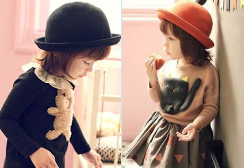 Jual Kids Bowler Hat  f0a4235c9a5