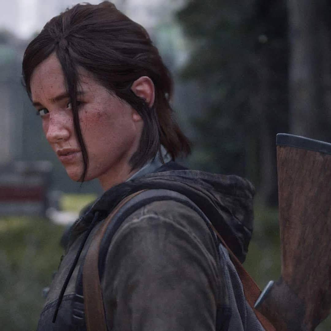 Pin De Lunarfux Em The Last Of Us Ll Em 2020 Arte De Jogos Personagens Anjinho