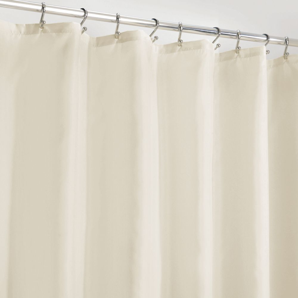 Water Repellent Fabric Shower Curtain Liner 72 X 84 In 2020