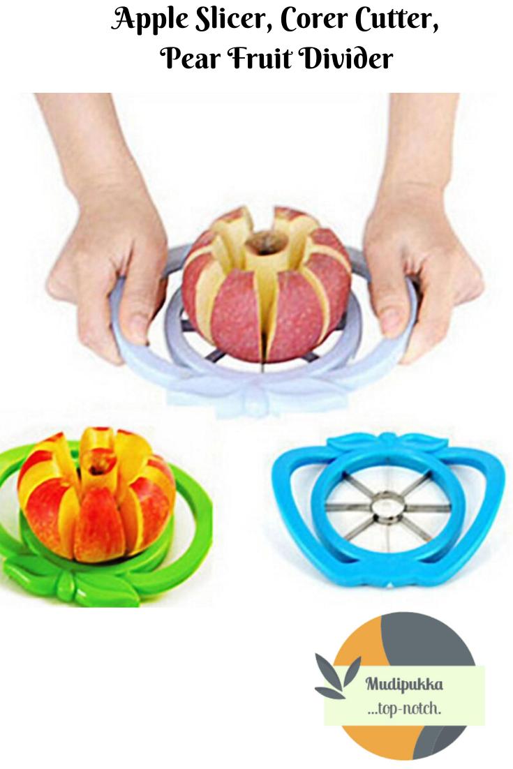 Vegetable Tools Stainless Steel Pear Cutter Peeler Apple Slicer Apple Corer