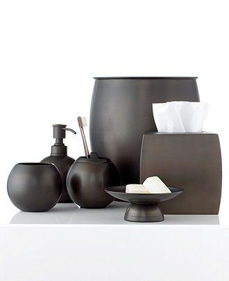 Paradigm Bath Accessories Oil Rubbed Bronze Rubbed Brass Futurama