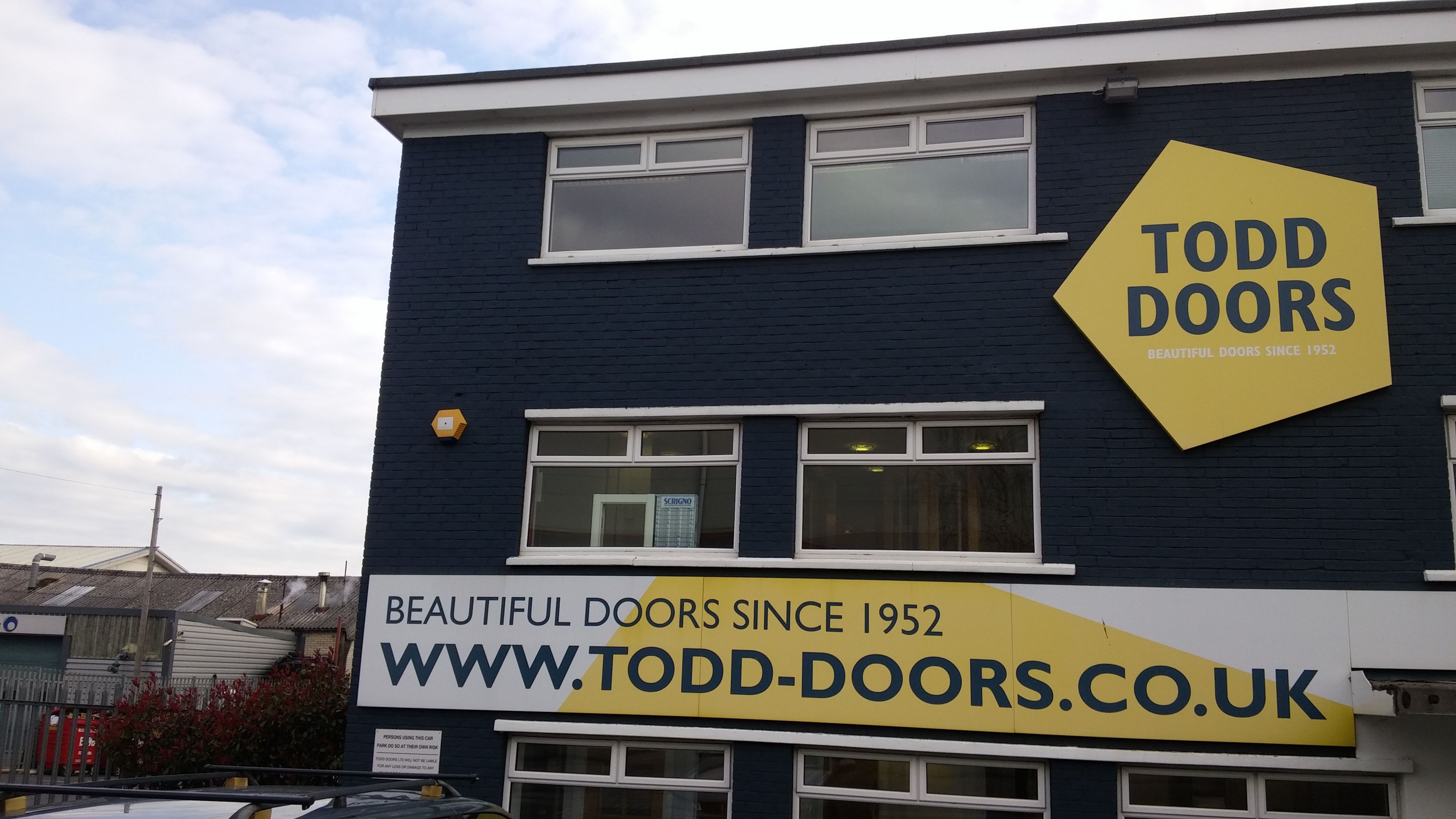 Todd Doors High Wycombe Showroom Showcases A Beautiful Range Of External And Internal Doors. Visit Us To See Touch And Experience The Quality Of O\\u2026 & Todds Doors \u0026 681 Todds Ridge Road - Photo 12