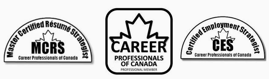 certified professional resume writer canada