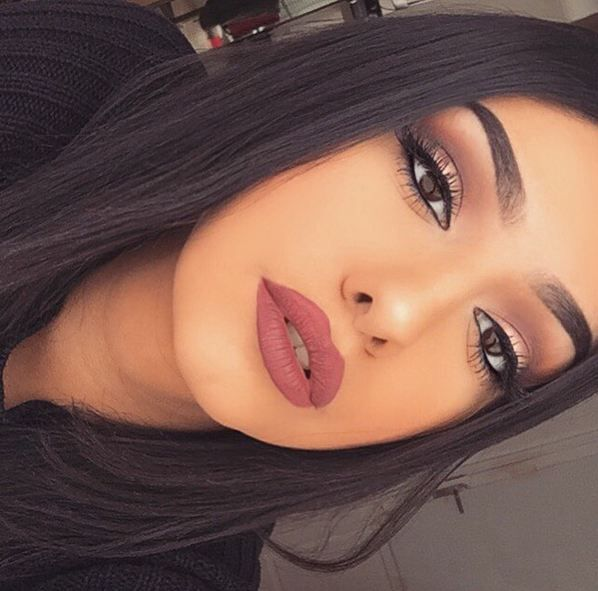 Pinterest ↠ Victoriaxalexis Glam Beauty Makeup