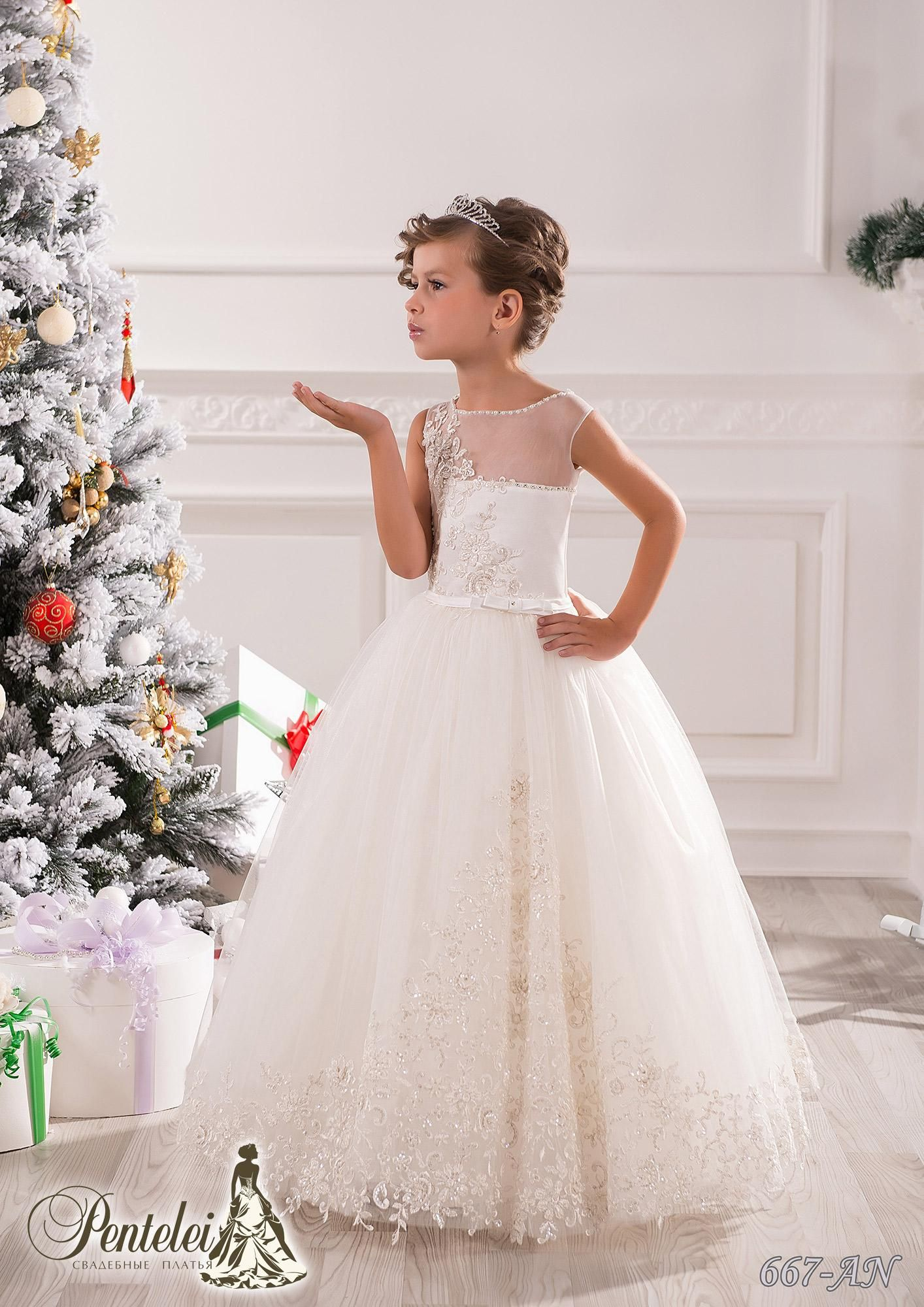 2nd hand wedding dresses  Brown Flower Girl Dress  Beautiful Flower Girls Dresses For