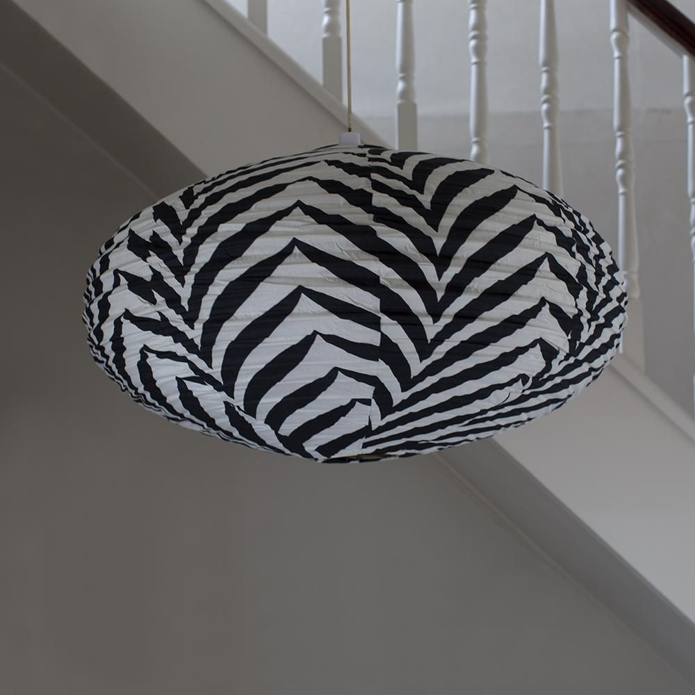 Entirely Hand Made This Lampshade Is Made From Cotton Stretched