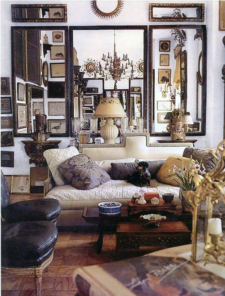 stile boho chic casa Cerca con Google Interior design