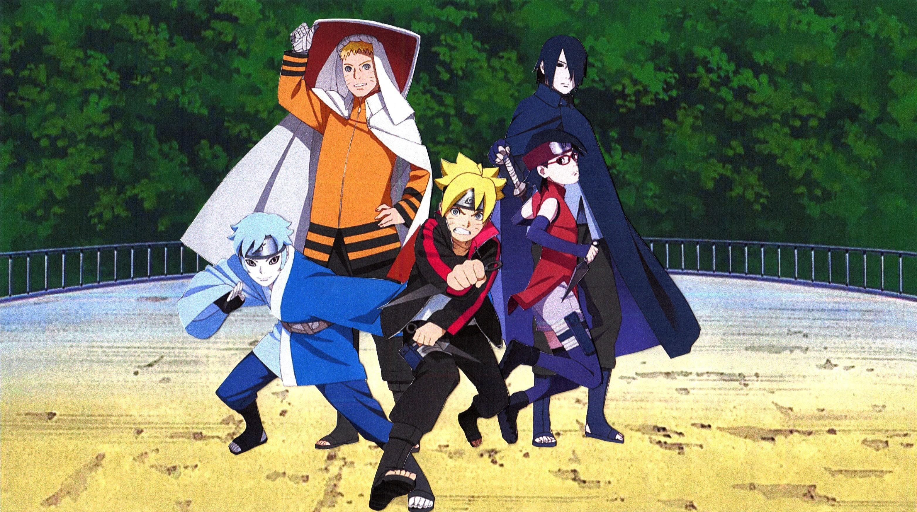 New Boruto Manga Coming In Spring 2016 One Shot Boruto Boruto Naruto And Sasuke Wallpaper Naruto The Movie