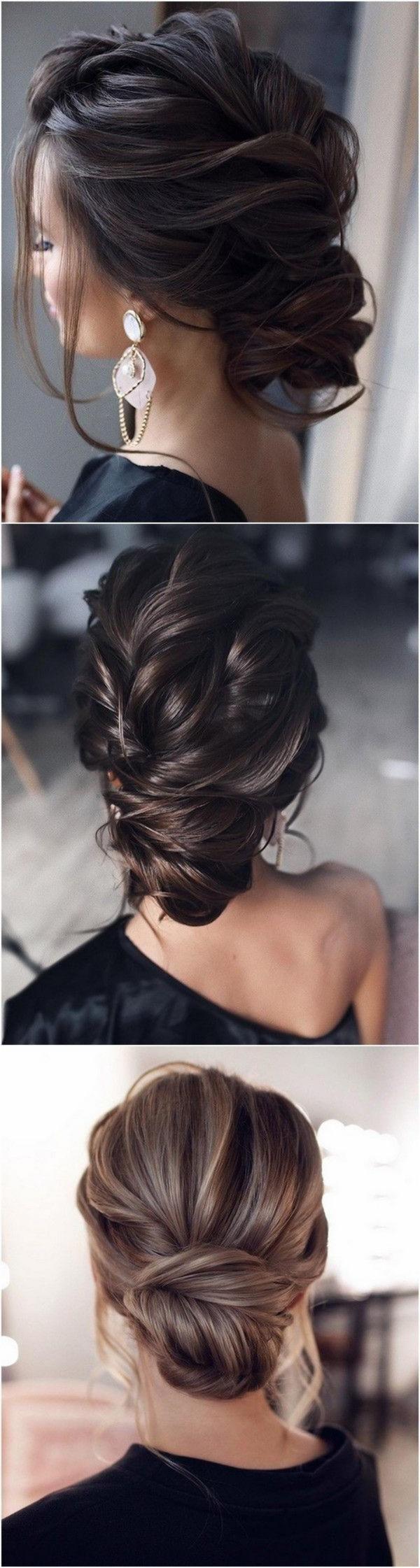 Neu Trend Frisuren 2019 Trending Updo Wedding Hairstyles For 2019 2 Feminine Fashion Source By Kristyl0ve Hair Styles Wedding Hairstyles Bridal Hair And Makeup