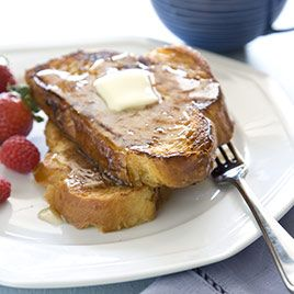 the America's Test Kitchen french toast recipe is hands down the best French toast I've ever eaten.
