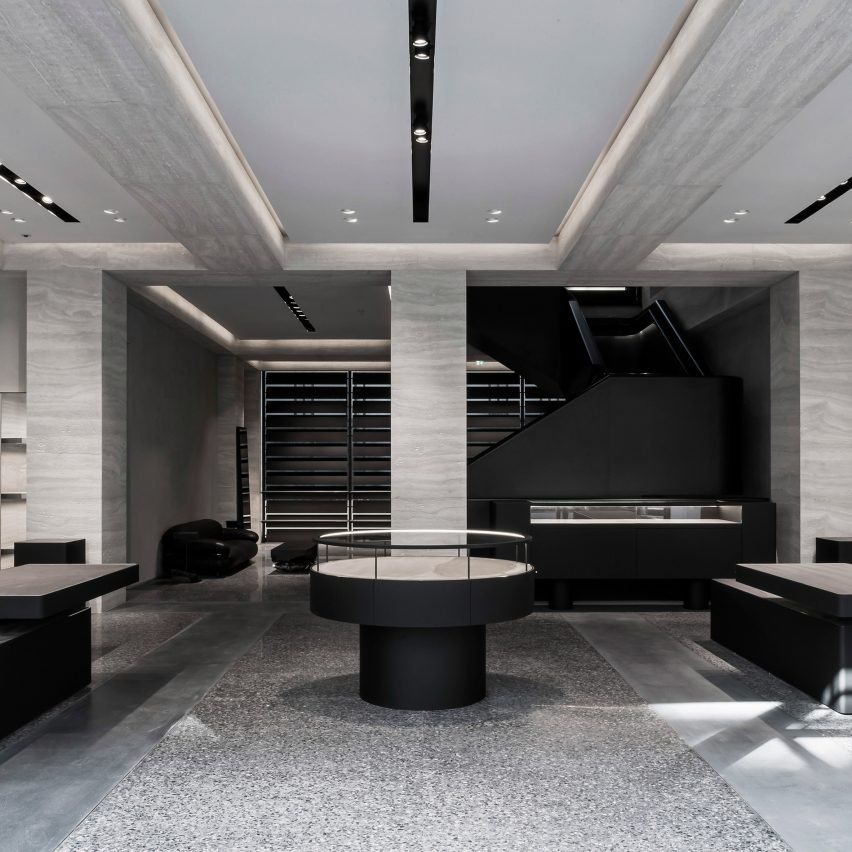 215c98ef20 Alexander Wang Opens First European Flagship Store in London  Featuring an  interior that seamlessly integrates with the Wang brand ethos.