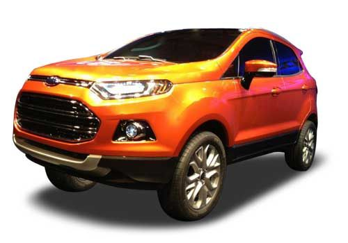 Ford Ecosport Suv Car Details Engine Power Transmission