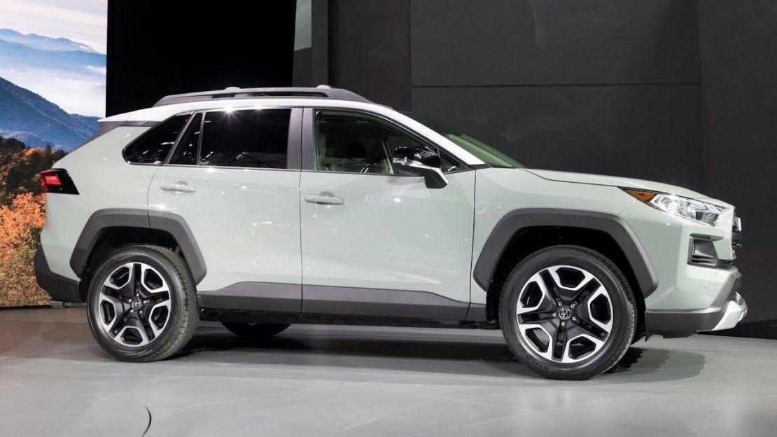 2019 Toyota Rav4   Full Presentation!   Youtube Intended For 2019 Toyota  Rav4 Mpg
