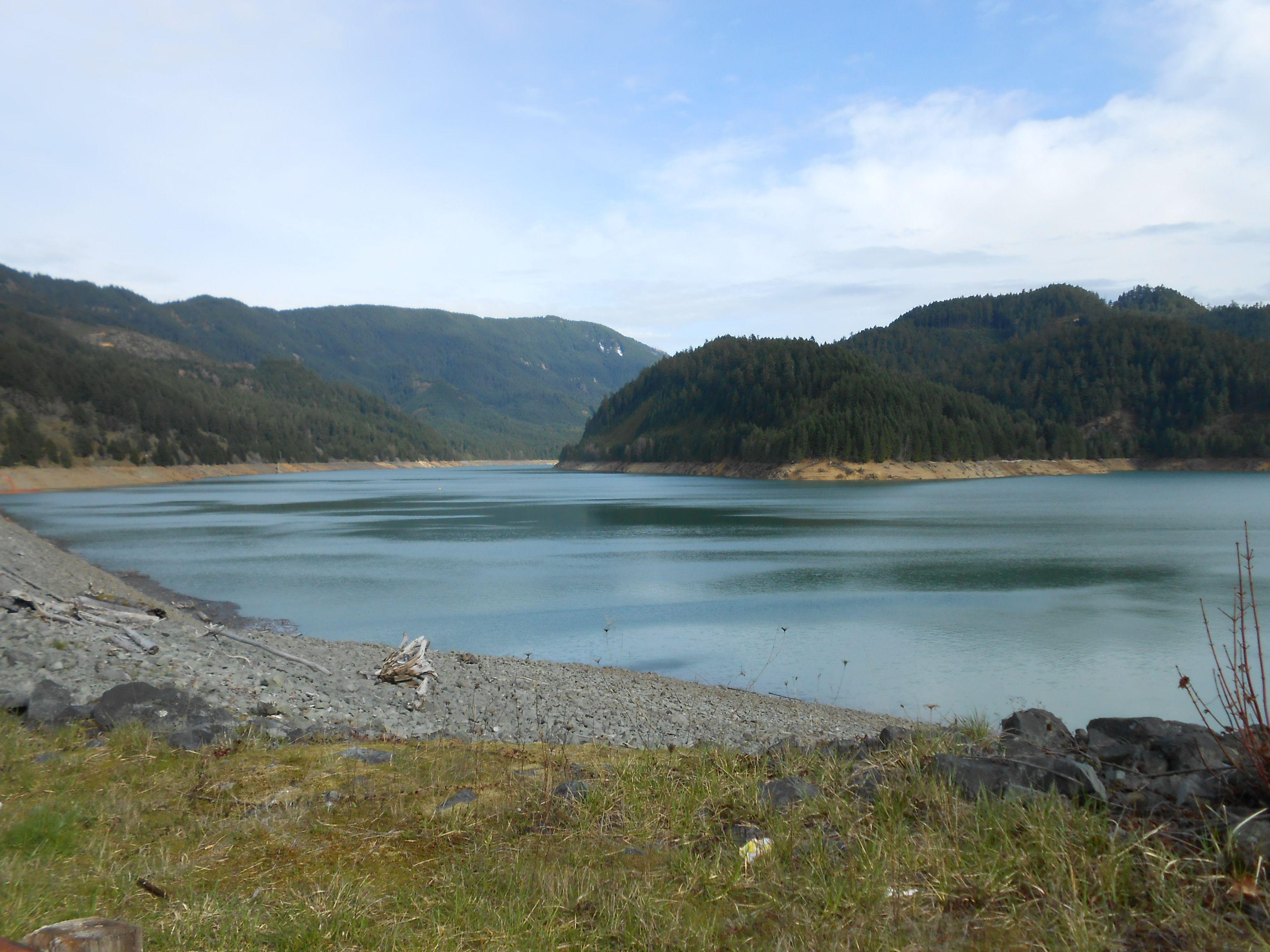 Three Creek Lake, Oregon | Natural landmarks, Landscape
