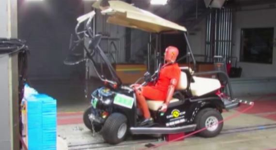 How to never forget to unplug your golf cart battery charger before you pull…
