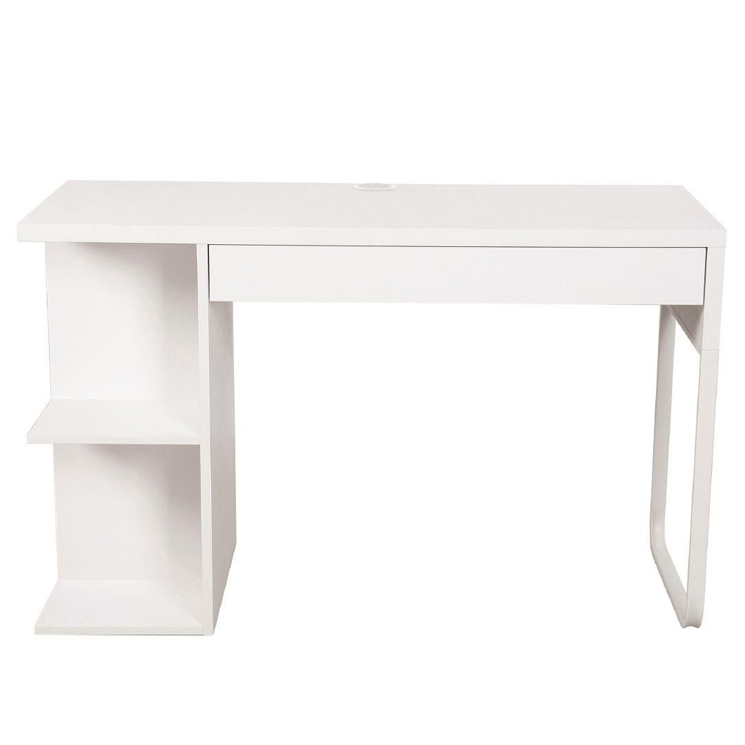 Workspace Moda Bookcase Desk White  Warehouse Stationery, NZ in