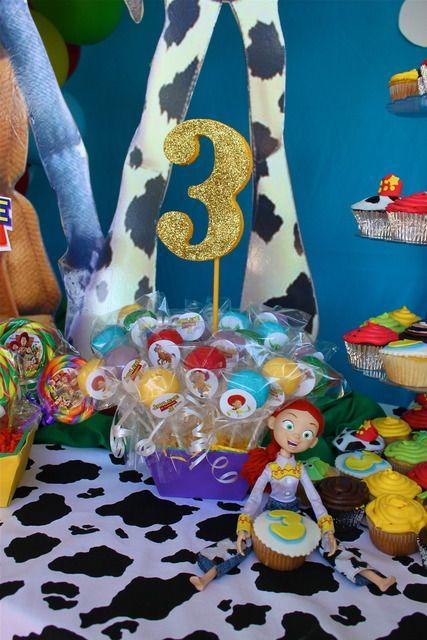 Toy Story 3 Birthday Party Ideas Ideas para fiesta, Fiestas