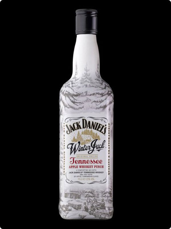 Jack daniels winter jack ingredients