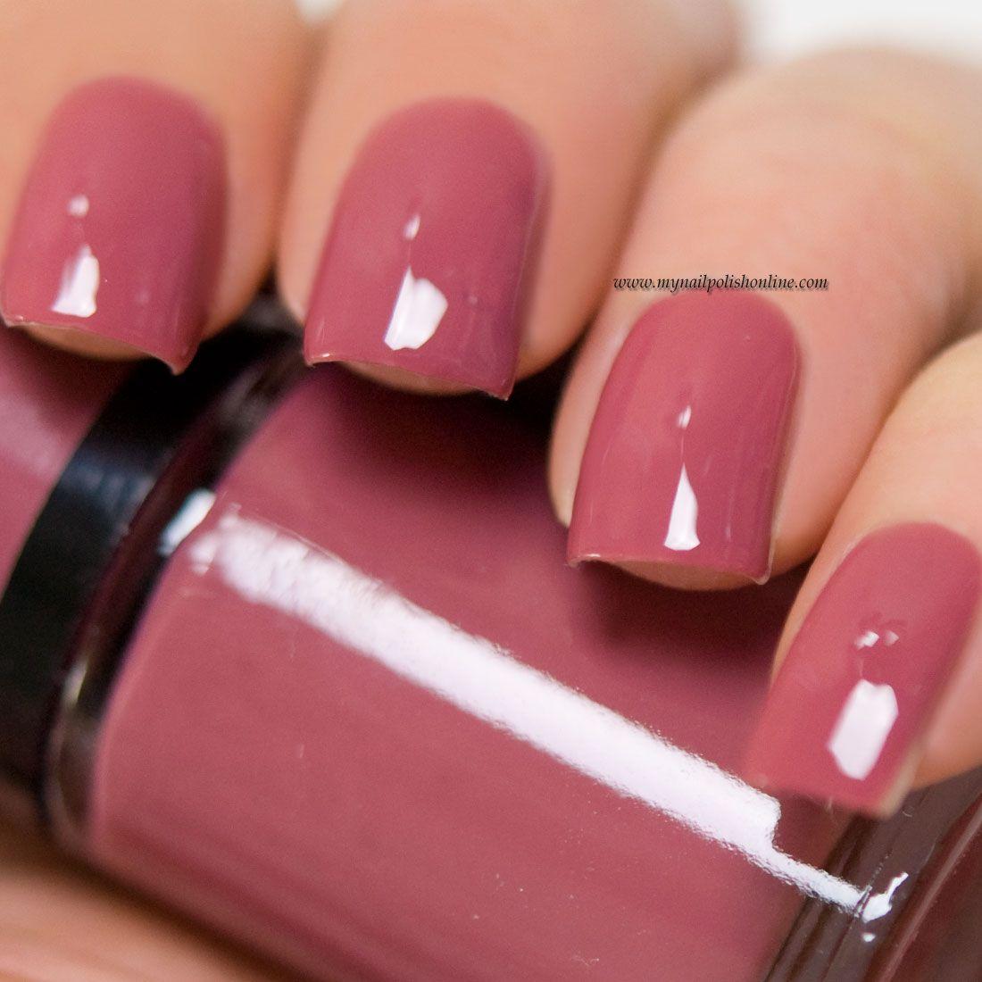 Maybelline - Smoky Rose | Nails | Nails, Maybelline nail polish ...