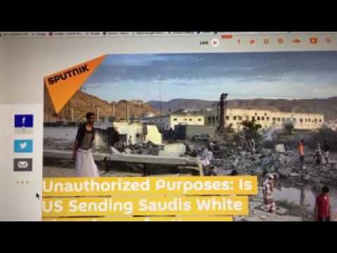 ALERT NOW US Blames Syrian Forces For Incendiary Weapons Attacks - YouTube