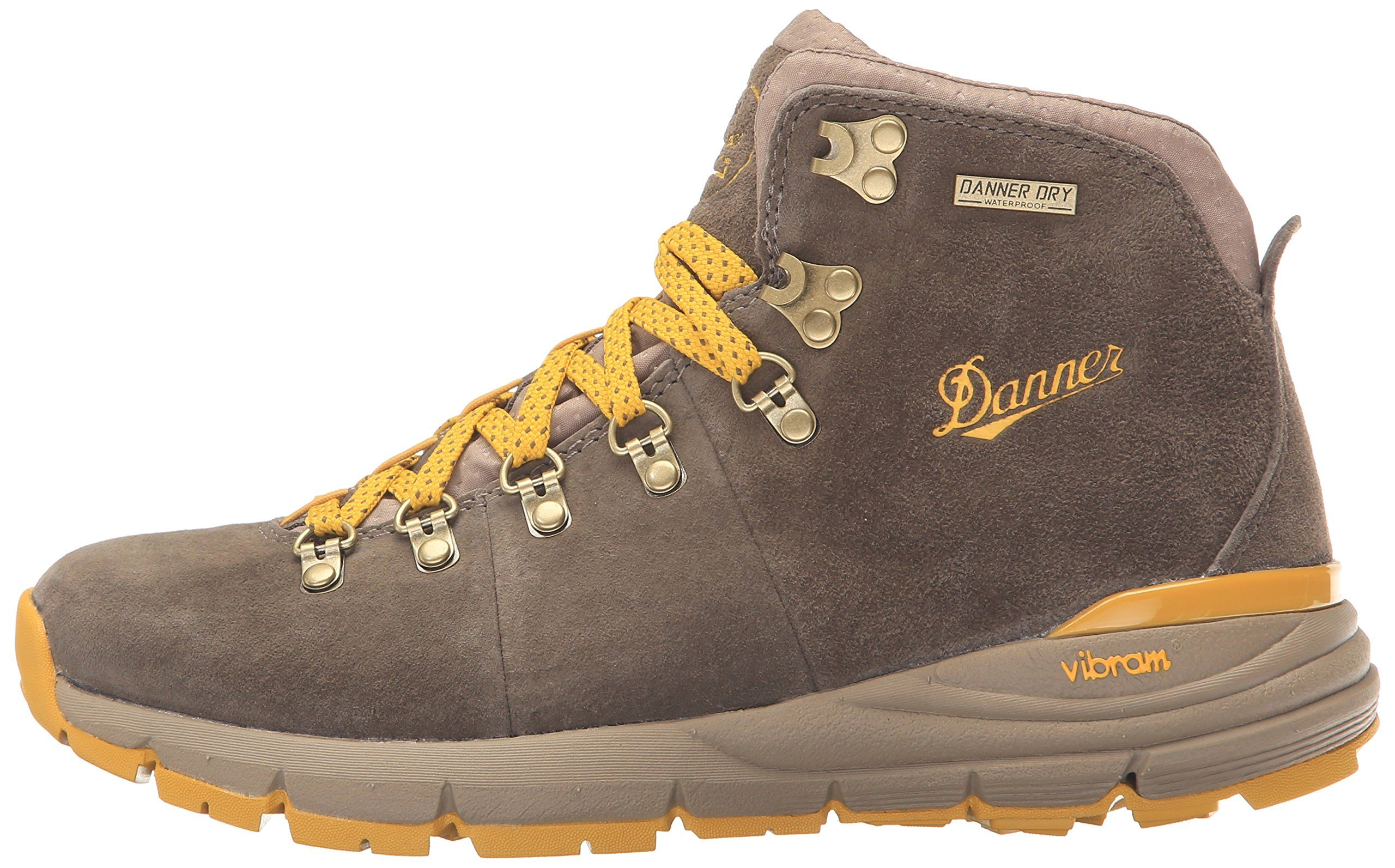 4674d3137bd Danner Womens Mountain 600 4.5 Hiking Boot Hazelwood/Yellow 7.5 M US ...