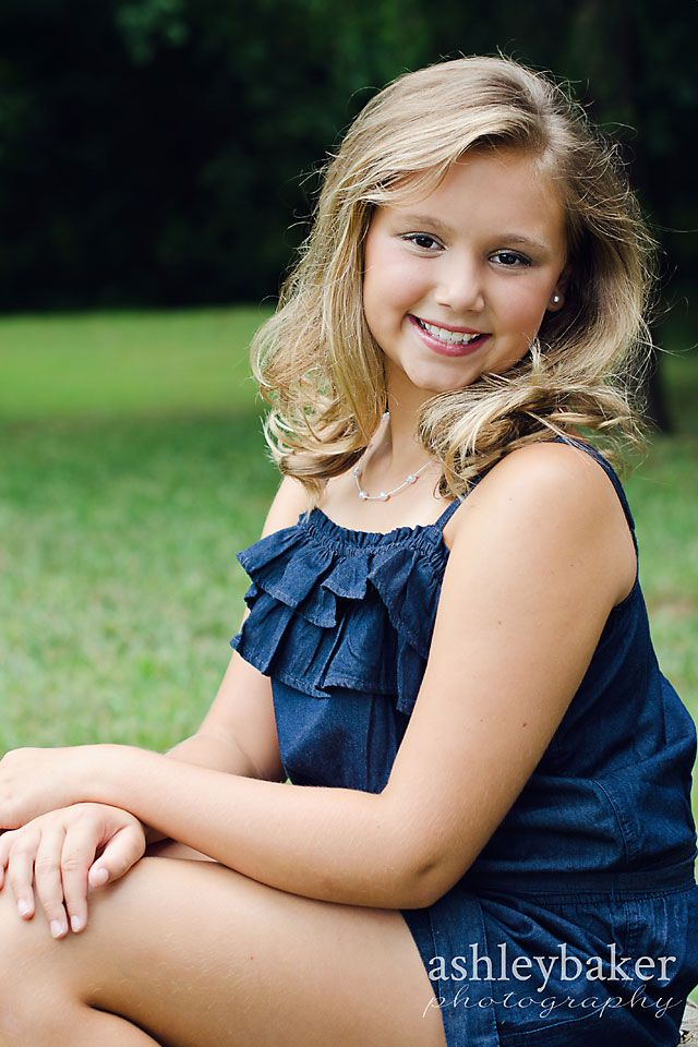 Pre Teen Model Gallery: Photography: Tweens