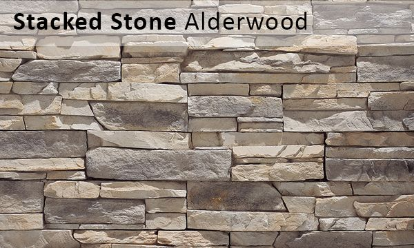 Would Look So Great On The Barn Stacked Stone Alderwood From Barn Pros Natural Looking Stone That S Eldorado Stone Stacked Stone Manufactured Stone Veneer
