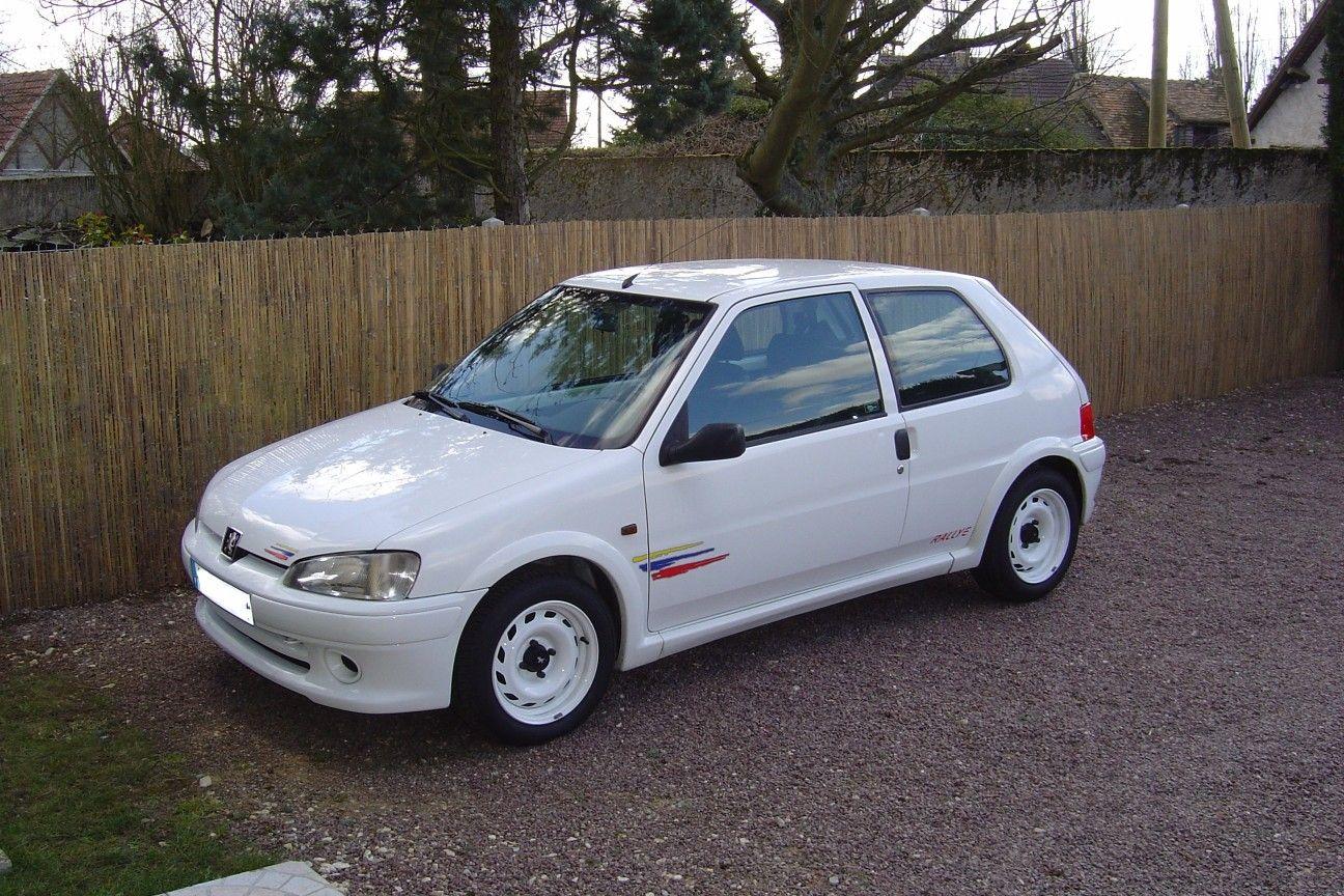 Peugeot 106 Rallye Phase 2