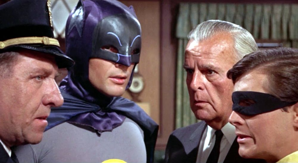 Batman is a 1960s American live action television series