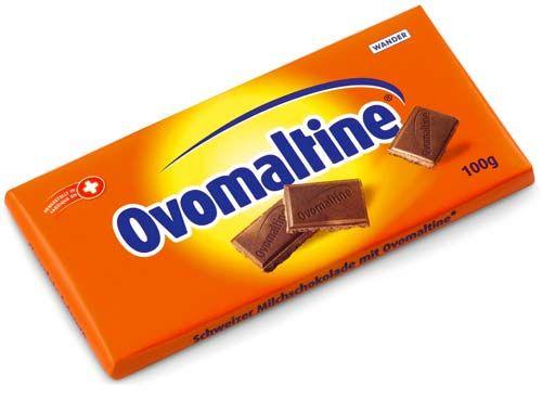 Ovomaltine Swiss Chocolate Is The Best