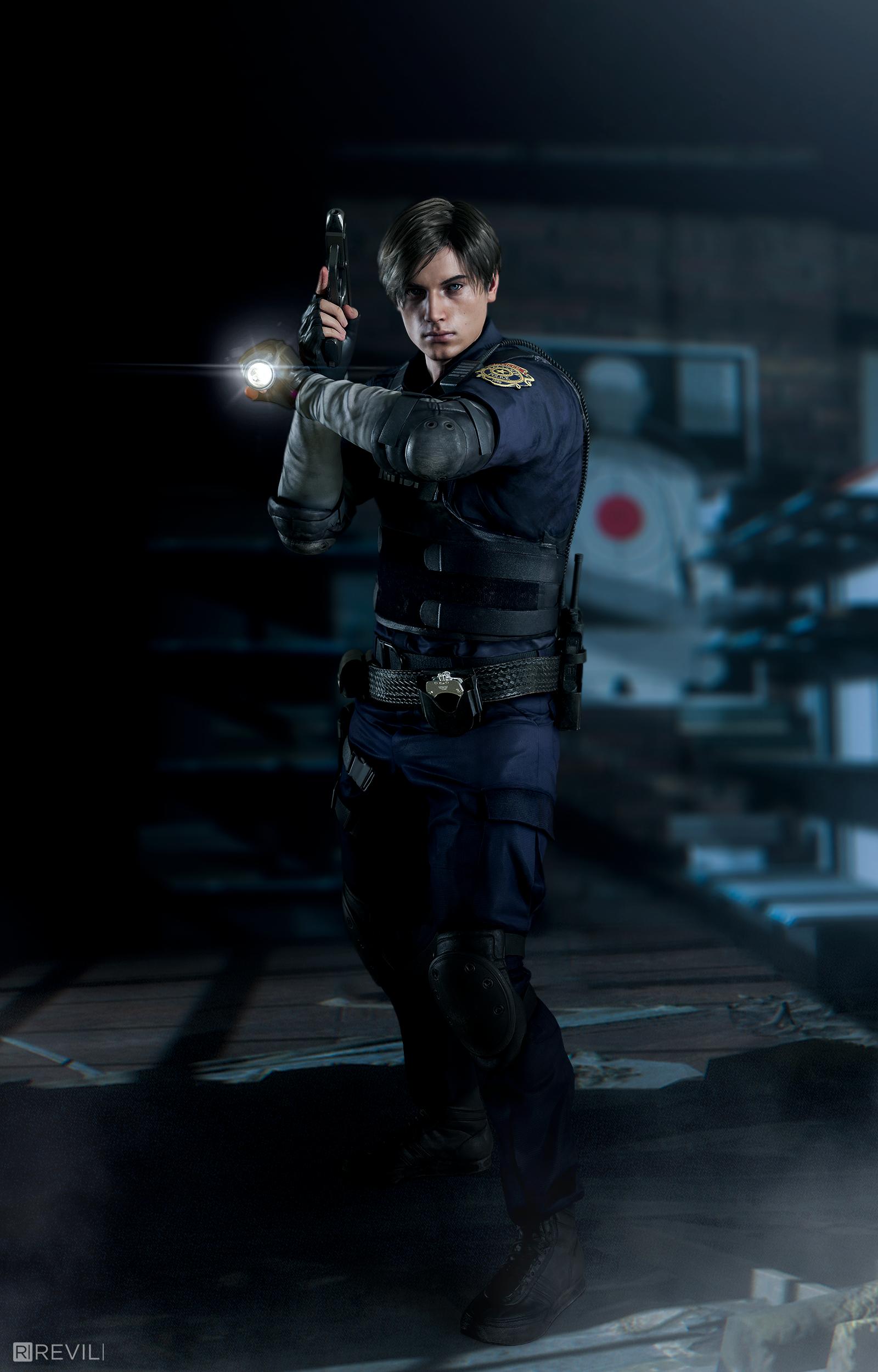 Resident Evil 2 Resident Evil Leon Resident Evil Anime Resident Evil