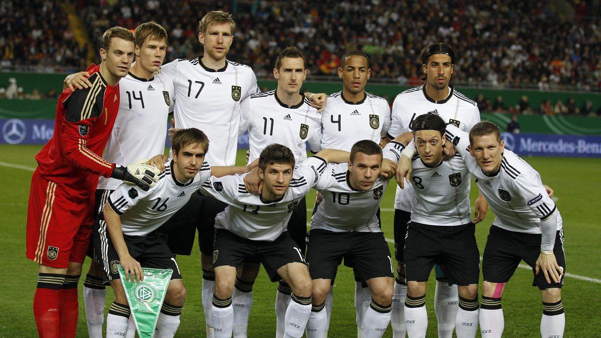 Fußball Em Deutschland Gruppe