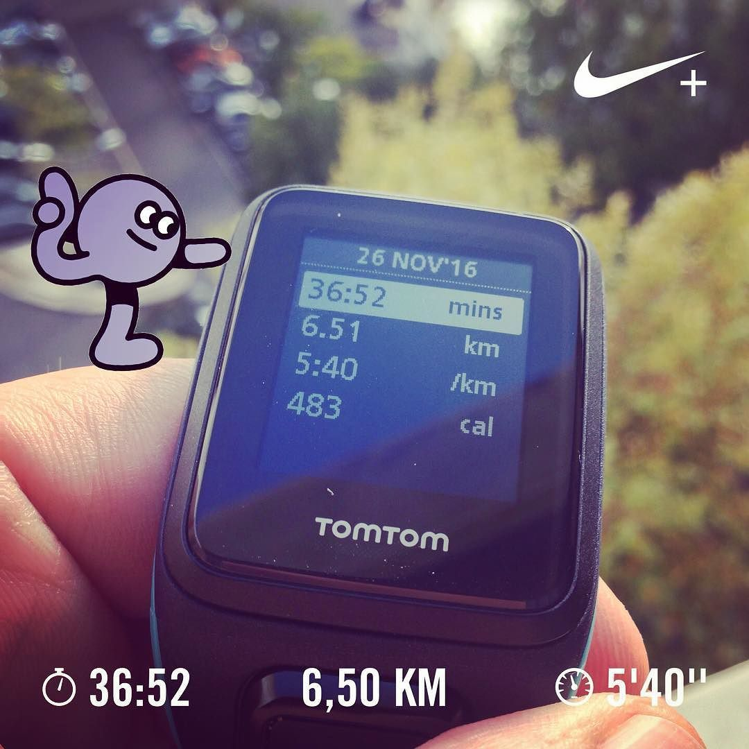 Saturday morning recovery run with  rain . Felt a bit tired so I don't know how I'm gonna run 16.5km tomorrow . Have a great weekend!  #run #runner #run4fun #runlife #running #runnerscommunity #instarunning #instarunners #somosrunners #workout #corrida #correr #nike #nikeplus #nikeplusrunners #healthylife #lifestyle #runaddict #runeveryday #justdoit #cidaderunit #runtoinspire #fitlife #runchat #seenonmyrun #worlderunners #nrc