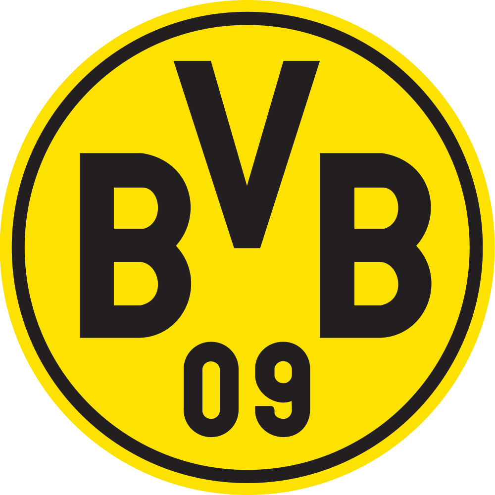 Ausmalbilder Fußball Dortmund : Borussia Dortmund Logo 1 Fu Ball Pinterest Borussia Dortmund
