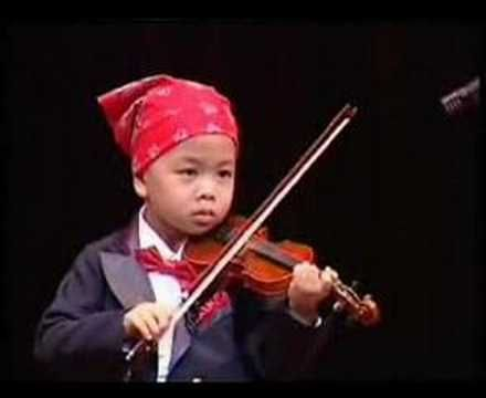 4 Year Old Violinist Kids Got Talent Kids Talent Violin