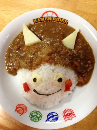 HAPPY HOUSE MAMA:キャラ弁