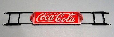 1920's-1930'S COCA COLA COKE DOOR PUSH BAR - COMPLETE · Refrigerator  FreezerAdvertising SignsVintage DoorsScreen ... - 1920's-1930'S COCA COLA COKE DOOR PUSH BAR - COMPLETE Old