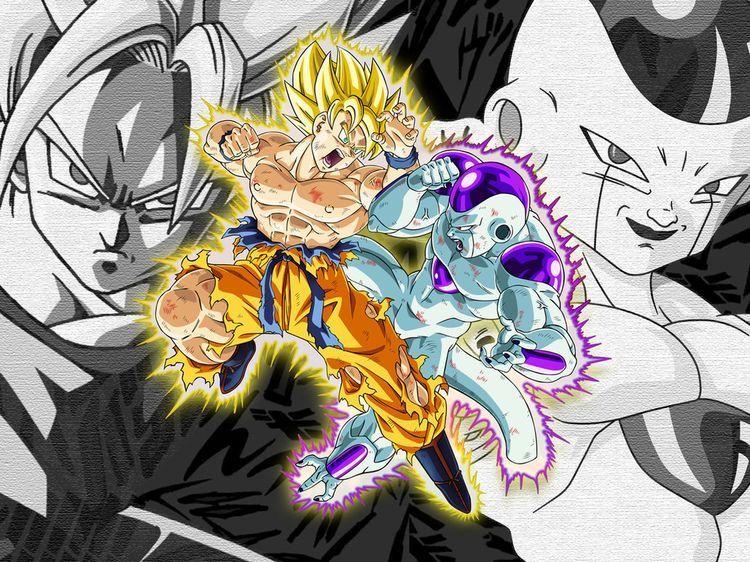 Goku Vs Frieza Goku Vs Frieza Goku Vs Dragon Ball Z
