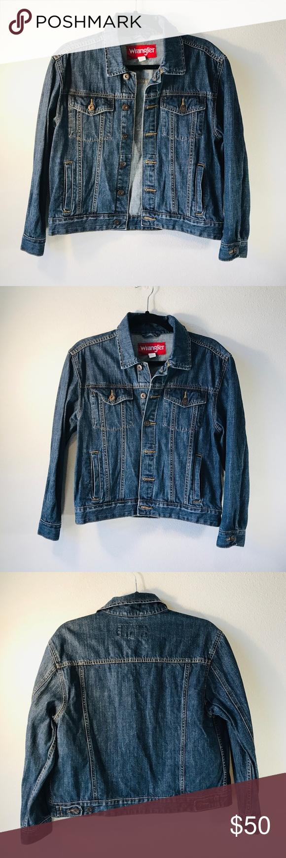 Wrangler Jean Jacket Denim Jacket Clothes Design Wrangler Jeans Jackets [ 1740 x 580 Pixel ]