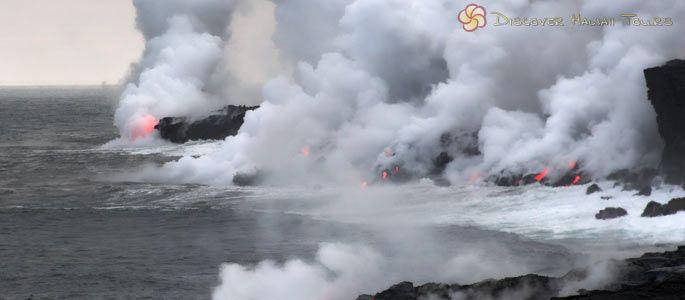 Volcanic Activity From Kilauea
