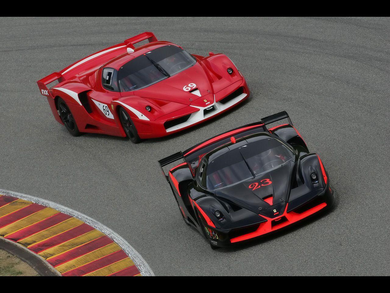 2008 Ferrari Fxx Racing Mugello 2 1280x960 Wallpaper Ferrari Fxx Ferrari Ferrari 288 Gto