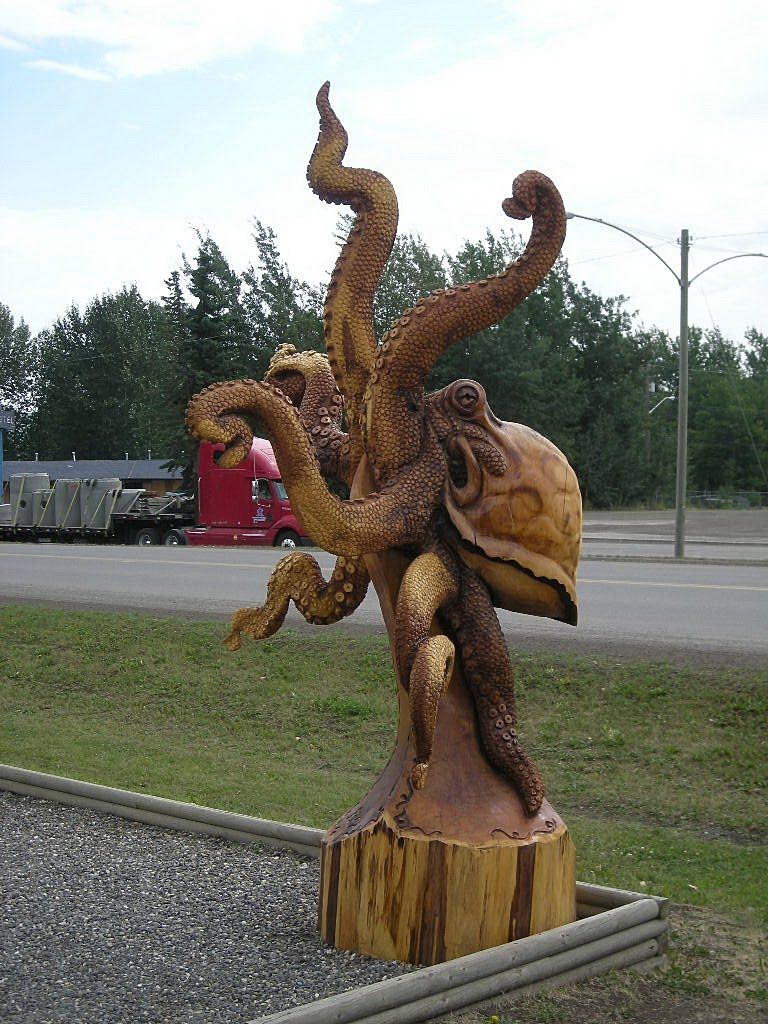 Chainsaw carving chetwynd bc my style pinterest