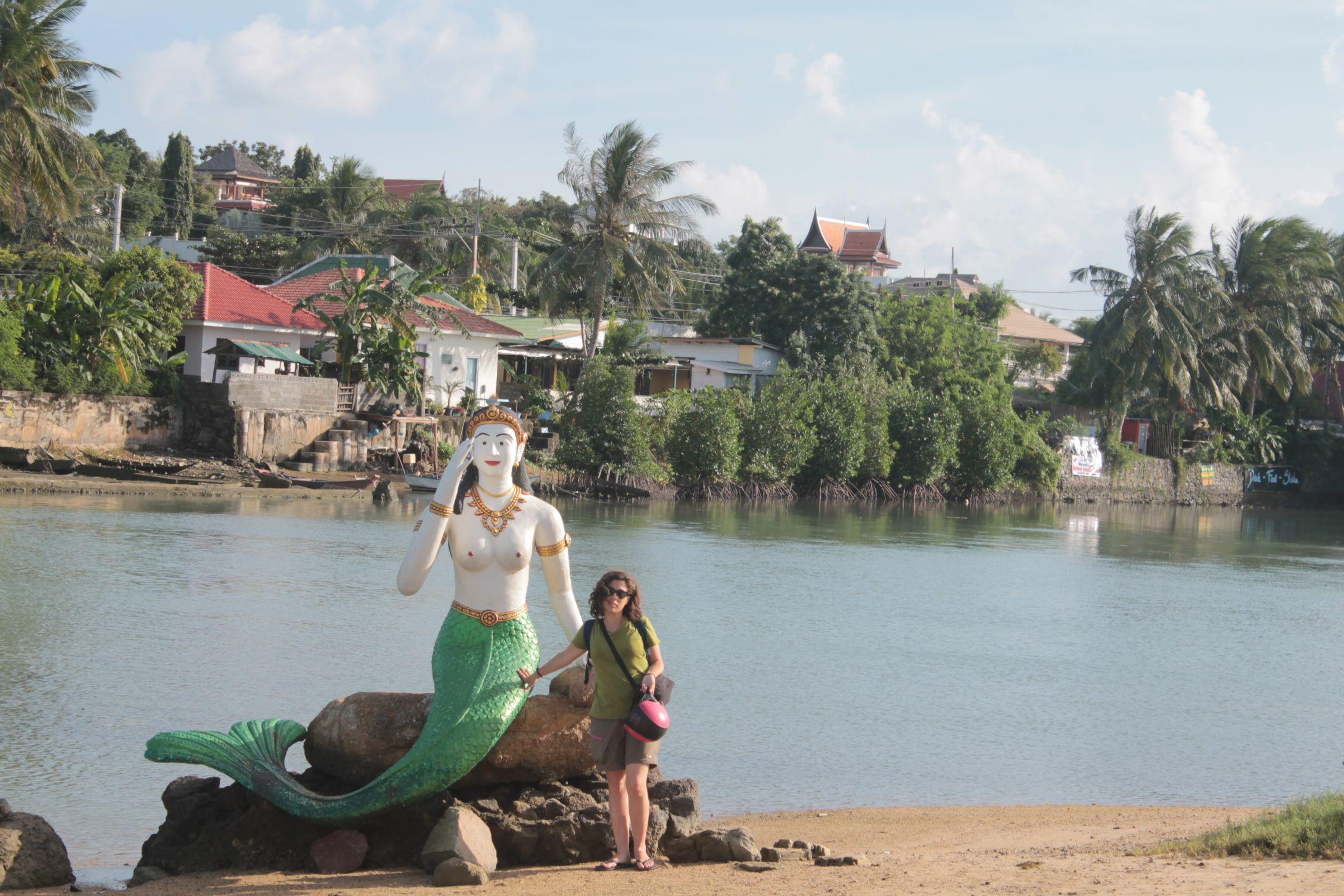 Sirenas en Big Bhuda
