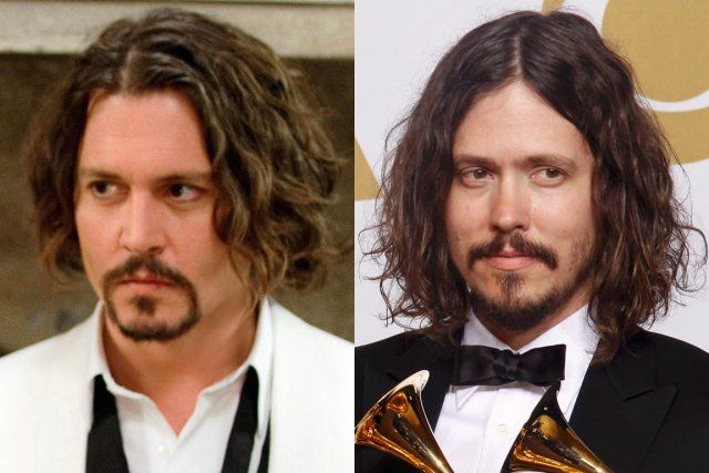 John Paul White Of The Band The Civil Wars Looks Just Like Johnny