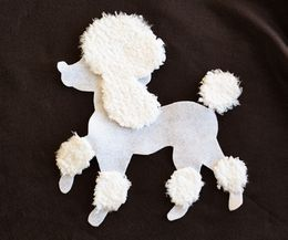 Free dog patterns these are actually fabric patterns but could how to make a poodle skirt out of felt pronofoot35fo Images