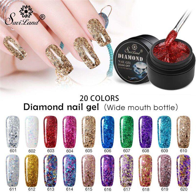 Aliexpress.com : Buy Elite99 Neon Glitter UV Gel Nail