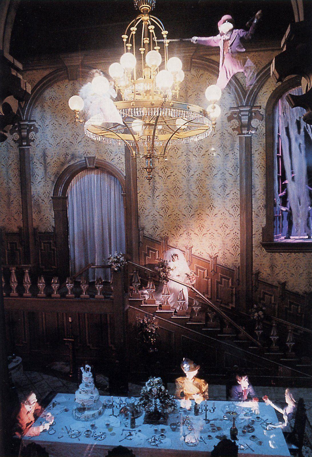 phantom manor disneyland paris foolish mortal