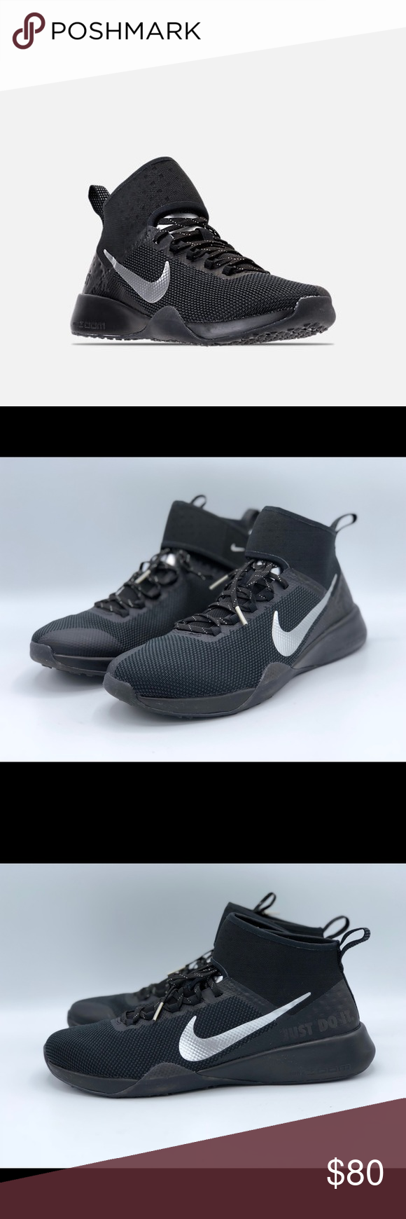 43caeddbb540 Nike Air Zoom Strong 2 Selfie Training These are almost new NIKE Air Zoom  Strong 2